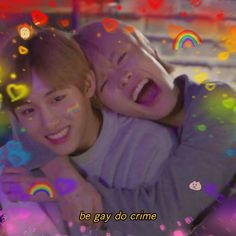 nct yuwin rainbow icon