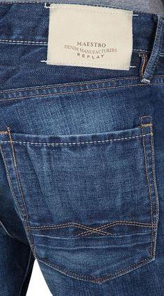 replay jeans detail - Google'da Ara