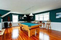 Game Room - 45 Bay Rd, Falmouth, MA - Offered by Carol Burgess - http://www.raveis.com/mls/21103939/45bayrd_falmouth_ma/#
