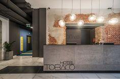 tobaco hotel - Łódź - ec-5 - 2013 - photo michał mazurowicz