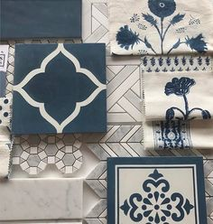 Scheming away with tiles and fabrics for a mudroom-laundry. Bath Remodel, Tile Design, Cheap Home Decor, House Colors, Home Projects, Home Remodeling, Decoration, Color Schemes, House Design