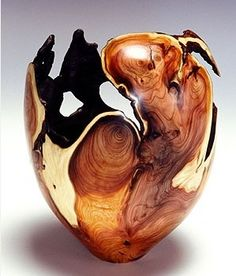 Marvellous Wood Masterpiece!