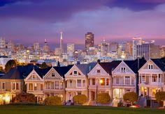Paseo nocturno por San Francisco