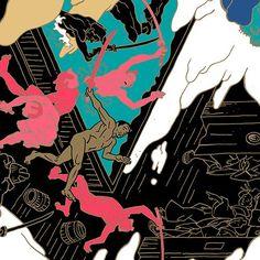 Image result for zatoichi artwork