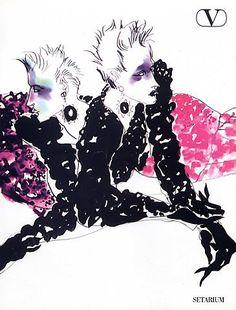 Fashion Spotlight: Valentino 1984
