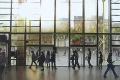 L'artiste Thierry Duval - Monde riant Beaubourg
