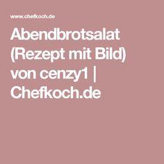 Abendbrotsalat (Rezept mit Bild) von cenzy1 | Chefkoch.de