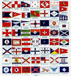 navy ship flags