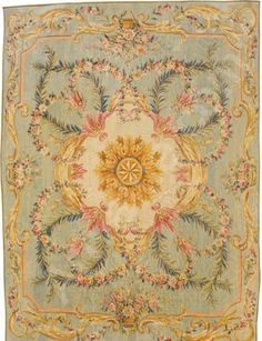 the allure of french aubusson tapestry - Sharon Santoni