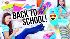 DIY School Supplies You NEED to Try for Back To School!