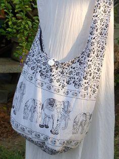 Elefant Kreuz Körper Tasche Handtasche Hobo Boho Hippie Vegan Mädchen Frau Crossbody Baumwolle Messenger große Sommer-Tasche weiß Dünn, leicht, aber mit akzeptablen Haltbarkeit. Geeignet für den Einsatz als zusätzliche oder zusätzliche Bag - gute Idee, auf Ihrer Urlaubsreise hinzuzufügen. Perfekte Geschenk für jemanden oder für sich selbst, wie ich die Tasche schön wickeln. Versicherter Versand mit tracking-Nummer Lieferzeit 3-5 Wochen *** (der Durchschnitt beträgt 4 Wochen). Bitte beach...