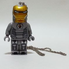LEGO Superheroes Big Figures Flashlight Chain Necklace Gift for Children DIY #Unbranded All About Fashion, Fashion Necklace, Diys, Lego, Pendants, Pendant Necklace, Adventure, Chain, Best Deals