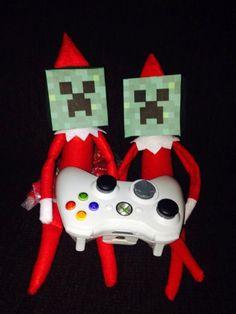 2.-Elf-on-the-Shelf-Minecraft