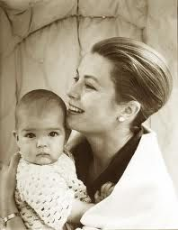 Princess Grace & Princess Stephanie