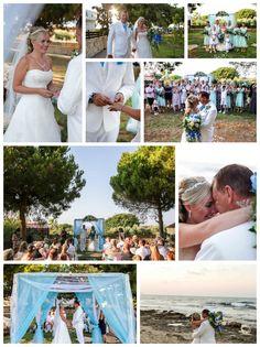 www.weddingsincrete.co.uk Crete, Real Weddings, Wedding Planner, Table Decorations, Image, Home Decor, Wedding Planer, Decoration Home, Room Decor