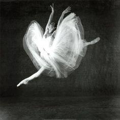 Черно-белые фото балерин | Фото | Журнал | RETROBAZAR | Портал коллекционеров и…