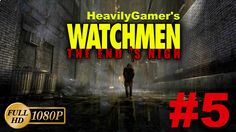 Watchmen:The End is Nigh Part 1 Gameplay Walkthrough (PC) Chapters 5 and...