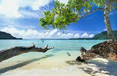Espiritu Santo, Vanuatu.