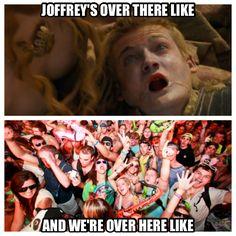 #GOT Purple Wedding Game of Thrones funny meme