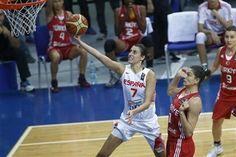 66-56: España hace historia y se mete en la final - Baloncesto FEB.es  El partido mas reñido hasta ahora para España en el Mundial de Turquía, la semifinal contra la anfitriona.  Narración, análisis ...