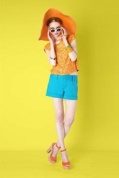 Alice + Olivia Resort 2012 Collection Photos - Vogue