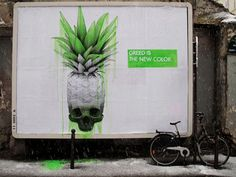 Ludo, 'Greed Is The New Color', Paris