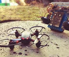Worlds First Programmable Drone