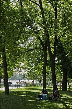 Paris, sus parques, jardines y bosques....Bois de Vincennes