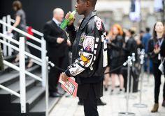 Most WANT-ed LONDON  Street Style Ethan Richards. #England #London #menswear #fashion #style #UK