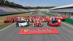Ferrari Racing Days at Hockenheim 2016.