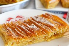 Greek Sweets, Greek Desserts, Greek Recipes, Greek Pita, Breakfast Recipes, Dessert Recipes, Greek Cooking, Family Meals, Cravings