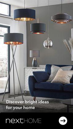Navy Living Rooms, Art Deco Living Room, Blue Living Room Decor, Home Living Room, Living Room Designs, Cool Bedroom Furniture, Bedroom Decor, White Room Decor, Living Room Inspiration