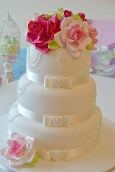 Loews Inglês bolo de Casamento Jardim de rosas bolos de Casamento: Naver Blog