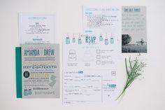 custom design invitation with whimsical madlib by LittleMissMrs, $1.50