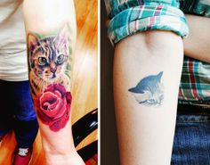 I USED TO BE SCARED OF CATS: Top 10 Cat Tatts - Take 4