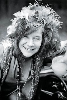"""Janis Joplin (January 19, 1943 – October 4, 1970) was an American singer and songwriter from Port Arthur, Texas. As a youth Joplin was ridiculed by her fellow students due to her unconventional appearance and personal beliefs. She later sang about her experience at school through her song """"Ego Rock."""""""