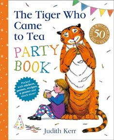 Booktopia has The Tiger Who Came To Tea Party Book by Judith Kerr. Buy a discounted Novelty Book of The Tiger Who Came To Tea Party Book online from Australia's leading online bookstore.