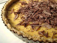 ...Filosofía de Sabor...: Tarta de Pomelo y Chocolate