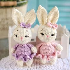 Educational and interesting ideas about amigurumi, crochet tutorials are here. Crochet Rabbit Free Pattern, Doll Amigurumi Free Pattern, Crochet Patterns Amigurumi, Crochet Dolls, Amigurumi Doll, Free Crochet, Easter Crochet, Crochet Bunny, Crochet Doll Tutorial