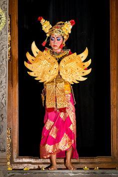 Barong Dance Show in Ubud, Bali