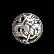 Urnes Style   Nordan - original Viking age jewellery