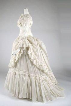 ~Dress, ca. 1870~