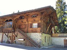 Swiss Chalet St. Moritz, Switzerland