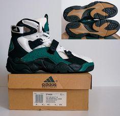 Resultado de imagen para adidas basketball shoes 1996