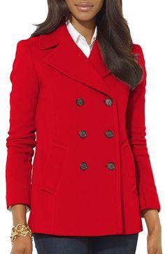 It's shopping time on Nina's Style Blog (1) | Nina's Style Blog #fashion #fbloggers #sale #shopping #red #coat #ralphlauren #wintertrend