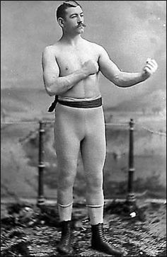 John L. Sullivan: The Boston Strong Boy Bare-knuckle boxer John Lawrence Sullivan reigned as America's first sports hero at the end of the 19th century. In July 1889, when challenged by Jake Kilrain of Baltimore, Sullivan was still unbeaten despite his heavy drinking. About 3,000 fans gathered in the blazing sun of Richburg, Mississippi, for what was to be the last championship bare-knuckle fight. The marathon match went 75 rounds and lasted 2 hours and 16 minutes before the battered…