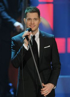 Dear Michael Bublé,    I just haven't met you yet!    Love, Me