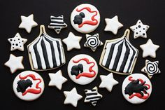 night circus cookies