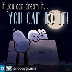 Image uploaded by Snoopy. Find images and videos about inspiration, Dream and snoopy on We Heart It - the app to get lost in what you love. Snoopy Cartoon, Peanuts Cartoon, Peanuts Snoopy, Snoopy Comics, Peanuts Movie, You Are My Moon, Snoopy Quotes, Peanuts Quotes, Cartoon Quotes