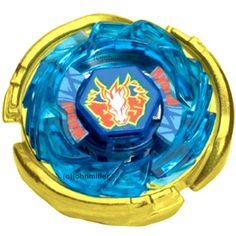 GOLD Storm Pegasus / Pegasis Beyblade, RARE WBBA EDITION! - USA SELLER!